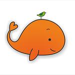 Orange Whale gift shop
