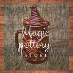 Magic pottery store