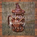 Magic pottery store