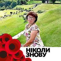 Наталія Нікітенко