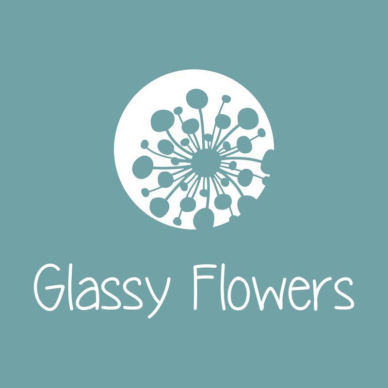 Glassy Flowers