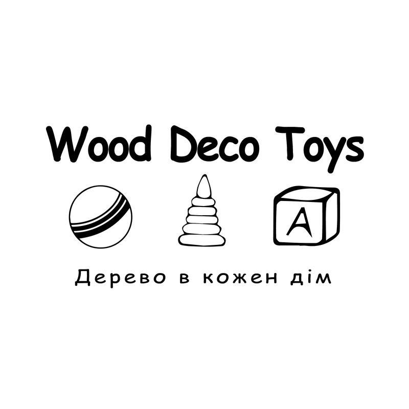 Wood Deco Toys