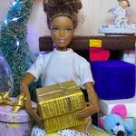 Barbie check