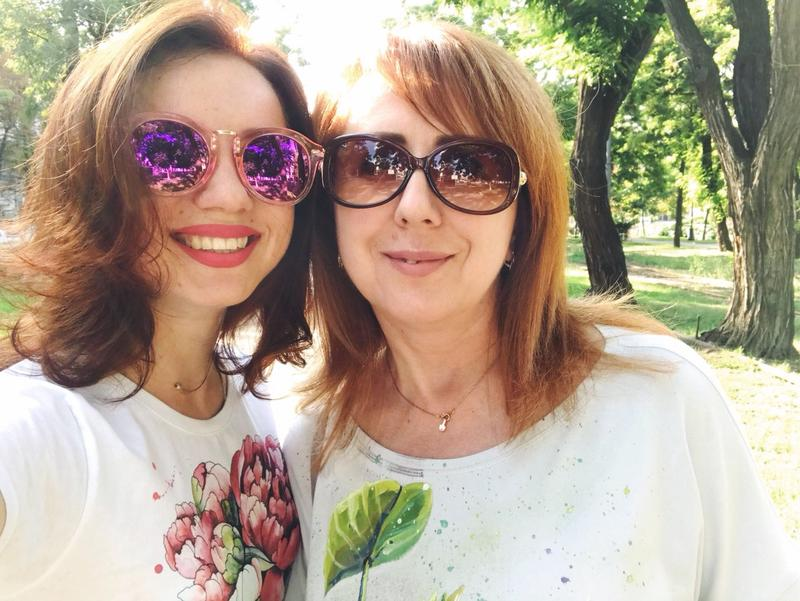 Елена и Кристина Голуб