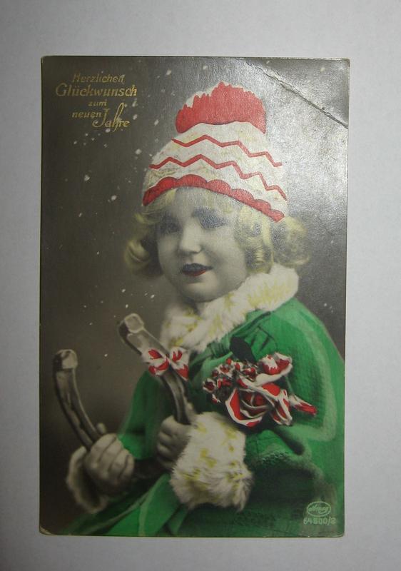 новогодние открытки гдр мелирование волос