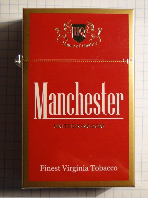 купить сигареты манчестер ментол