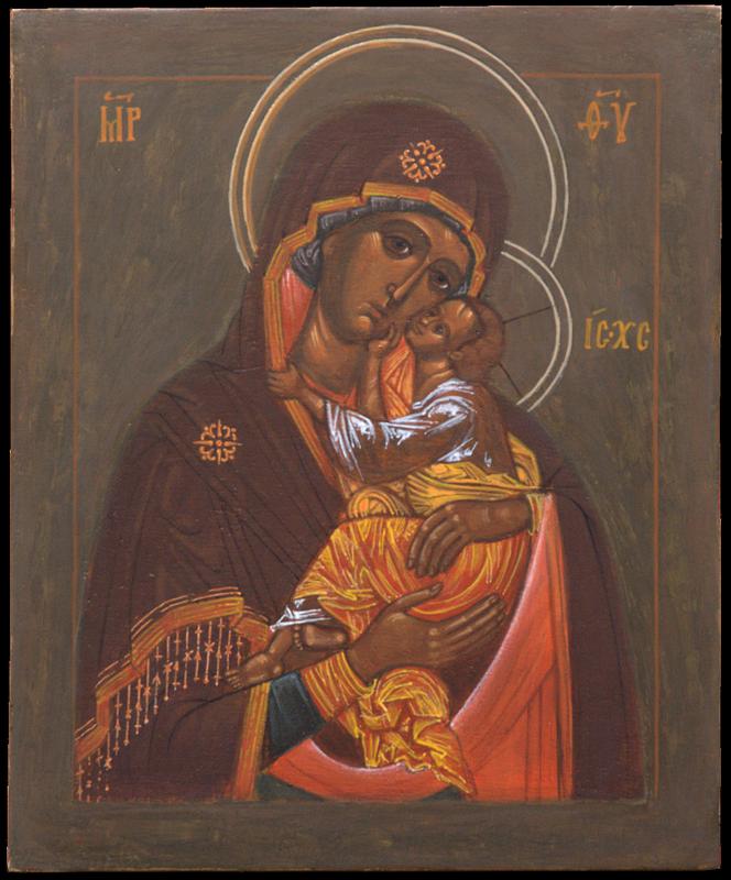 канонические иконы богородицы фото последнее