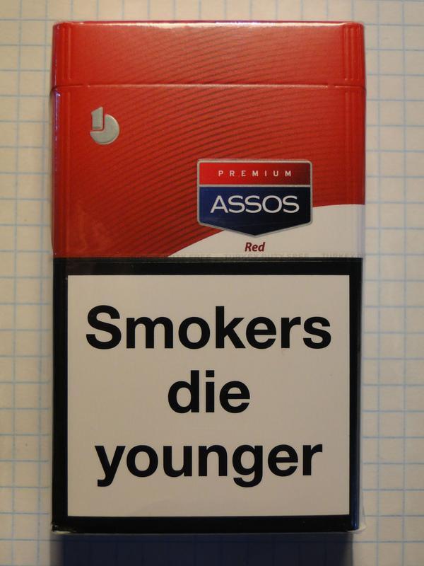 сигареты assos red купить