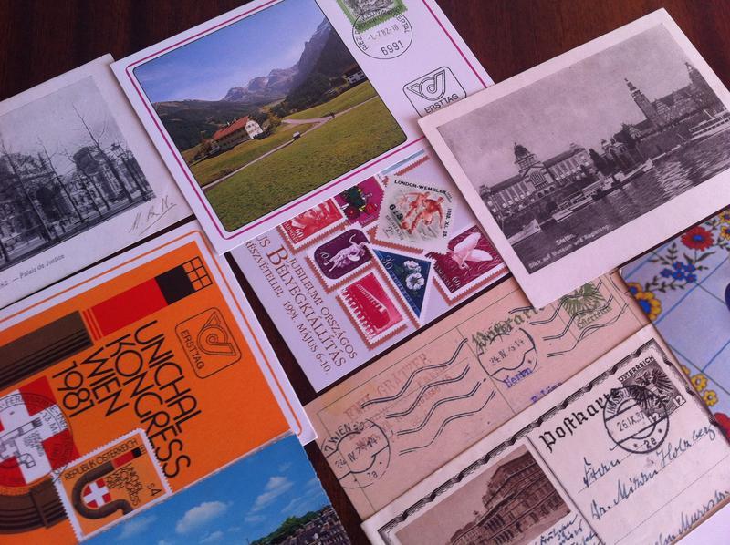 Открытки, открытка как вид издания