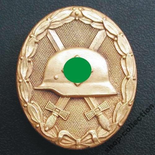 Знак за ранение Третий Рейх (золото) Лот №6538162896 - купить на Crafta.ua