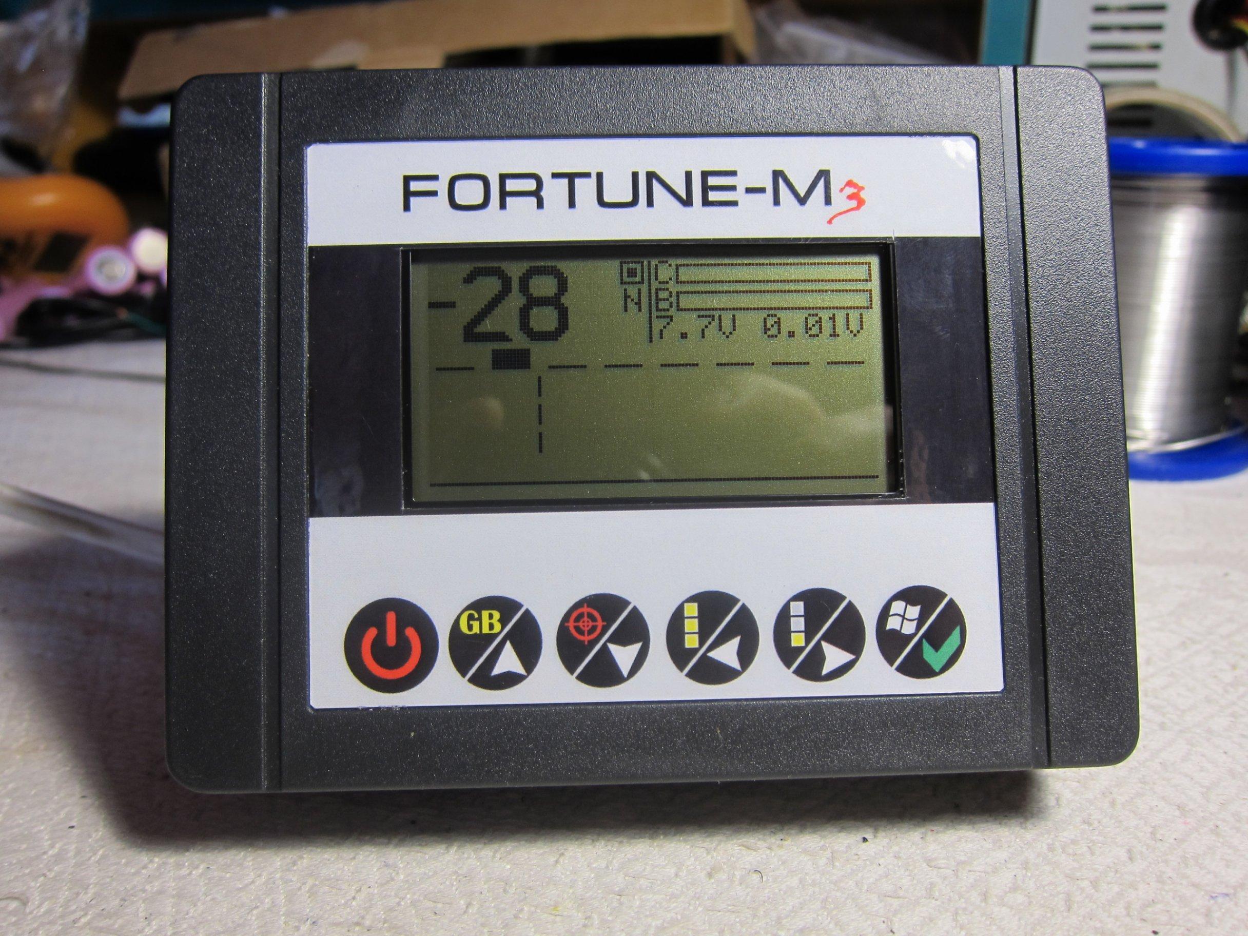 Металлоискатель Фортуна (Fortuna) своими руками: 3 комментария 48