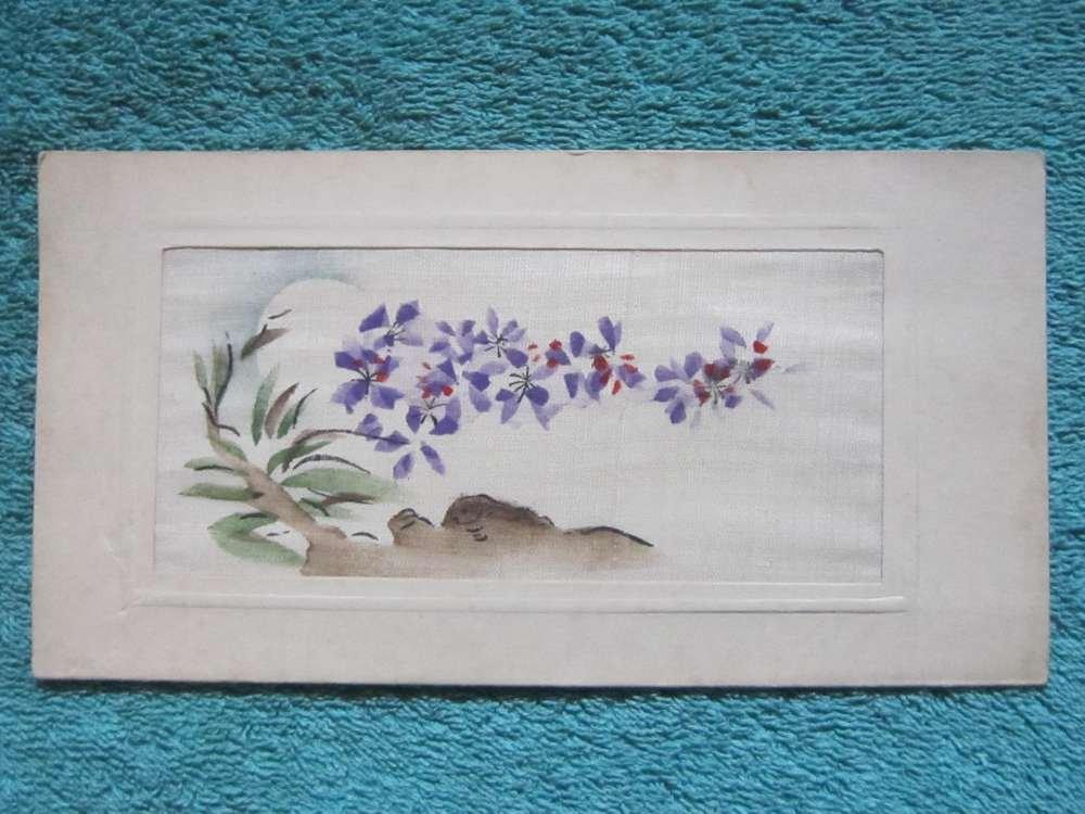 Открытки роспись ручной работы