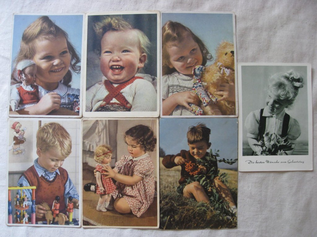 Открытки, куплю открытки 50-60