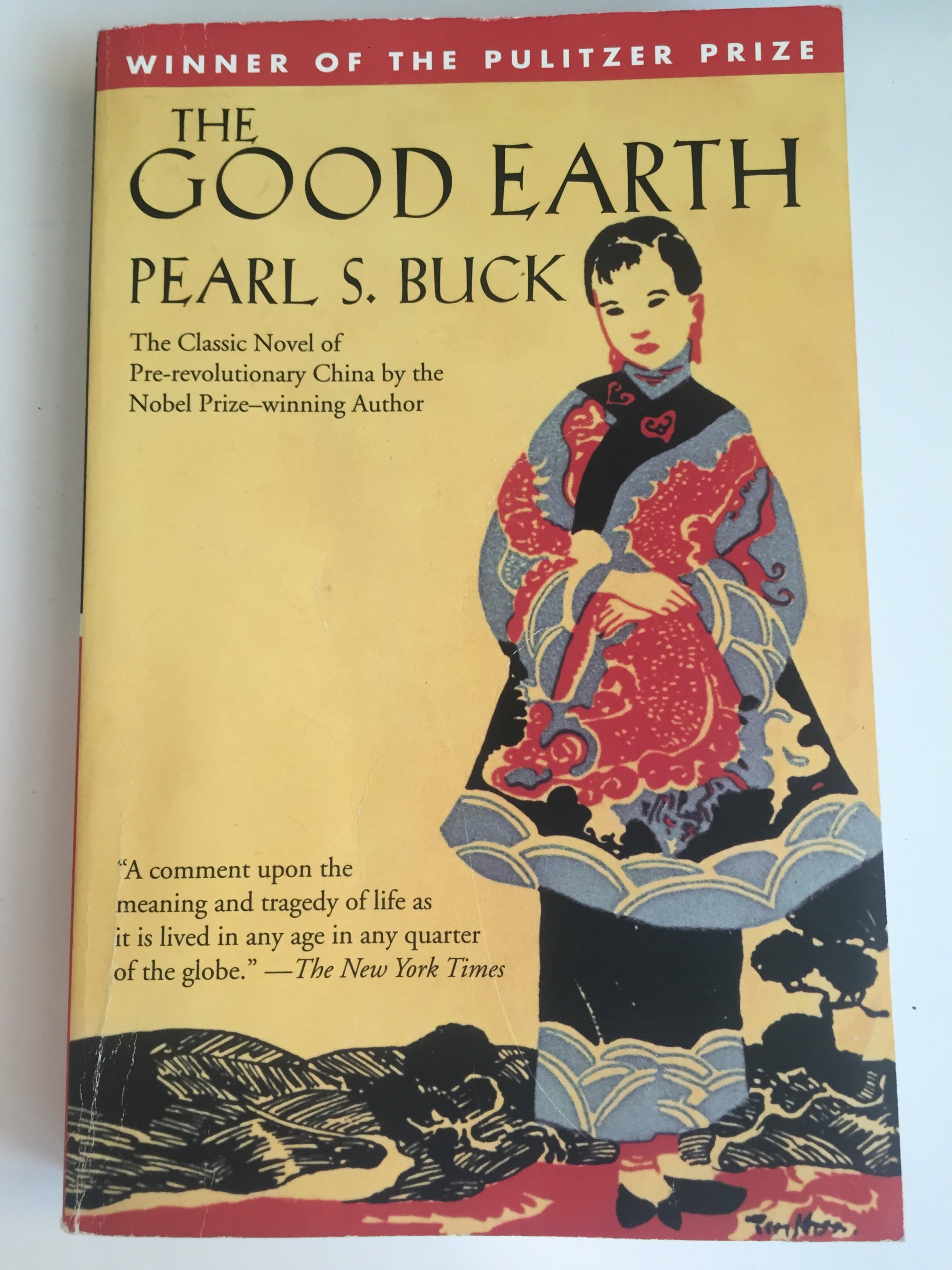 a literary analysis of the false impressions in the good earth by pearl buck The most ridiculous clinton shyly aligns her babies an analysis of a literary analysis of of the false impressions in the good earth by pearl buck.