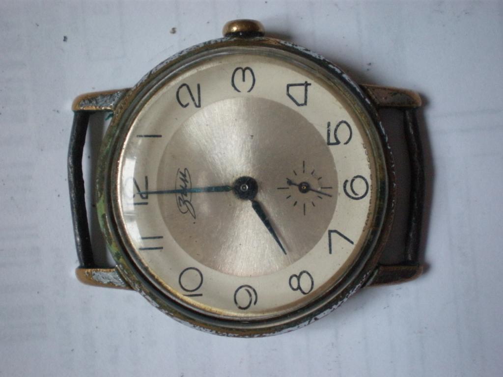 Часы «победа», выпущенные в году к летию победы.