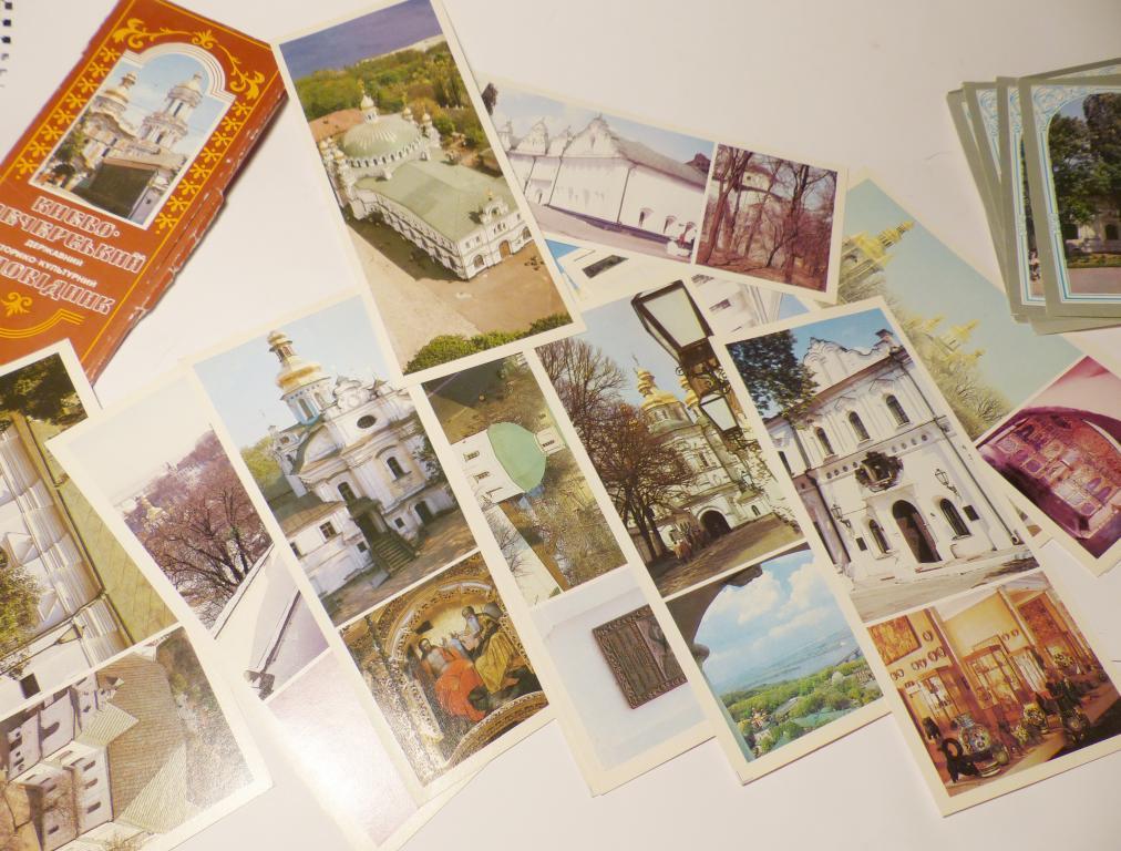 ферма продать комплект открыток дальше