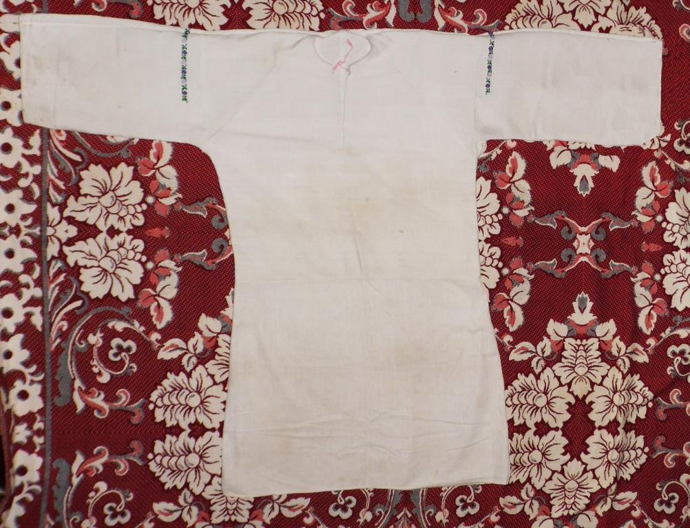 752ef46c488a17 Старовинна жіноча вишита сорочка - вишиванка - Другие категории. Лот ...