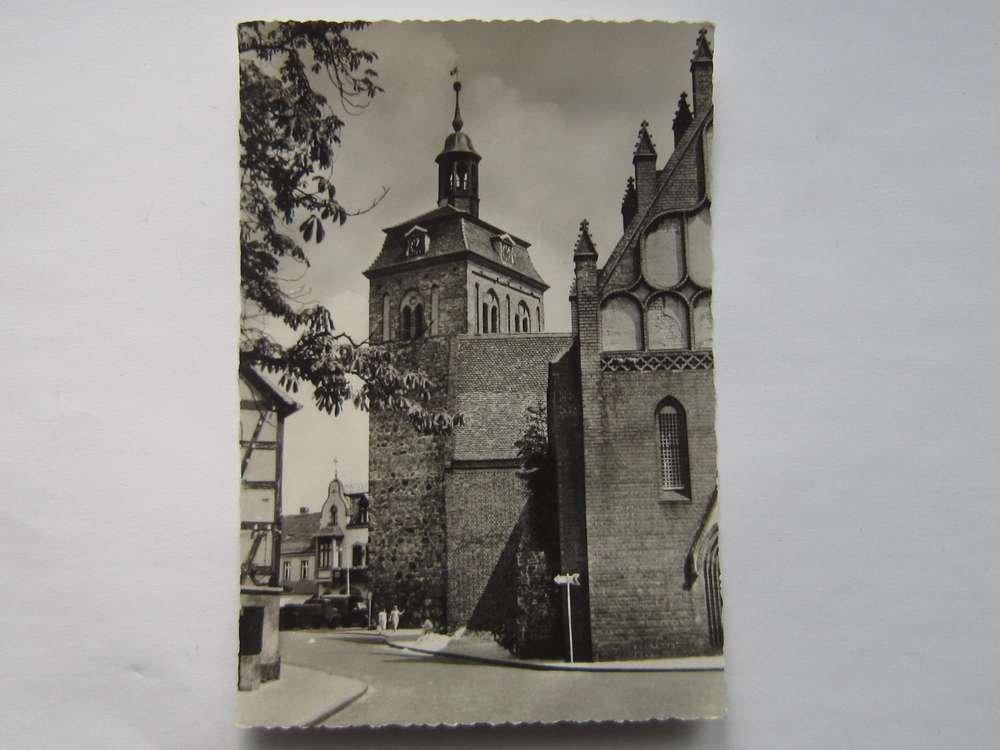 Видовая открытка на немецком, для малышей