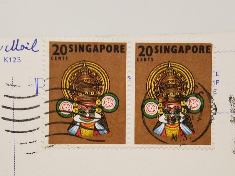 Д.р.мужчине, как отправить открытку из сингапура в россию