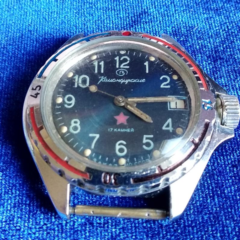 Сколько можно командирские за часы ссср продать часы оренбурге в старые продать