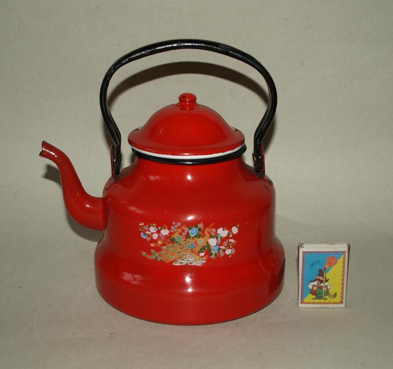 необычность цветку фото чайника советских времен проскурин