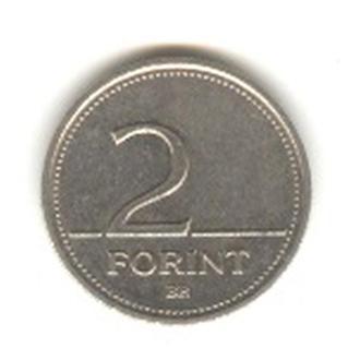 2 форинтf 2000