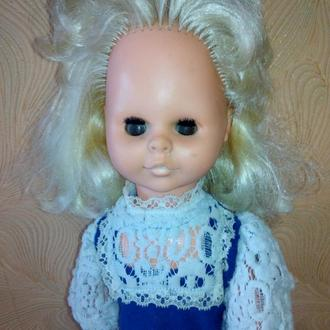 кукла ГДР винтаж