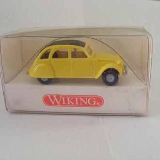 Автомобиль  Citroén 2 CV Wiking 809 03 20 -1:87(HO)