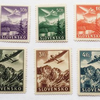 Словакия 1939 г