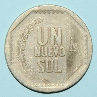 (А) Перу 1 соль 2008