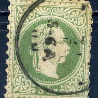Австрия. Кайзер 1867 г.