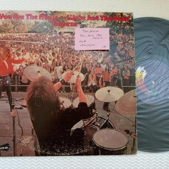 TRAPEZE - YOU ARE THE MUSIC , 1975 / Threshold , usa , vg++/vg++