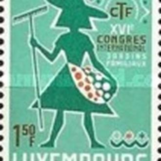 Люксембург 1967