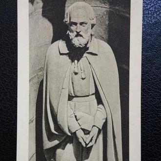 Открытка. 1938 г. Фрагмент миланского собора. Германия. Кельн. Состояние!