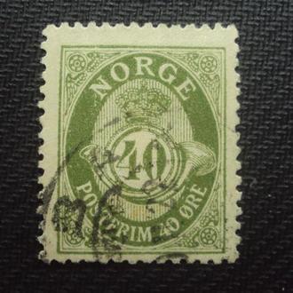 Норвегия 1878г.