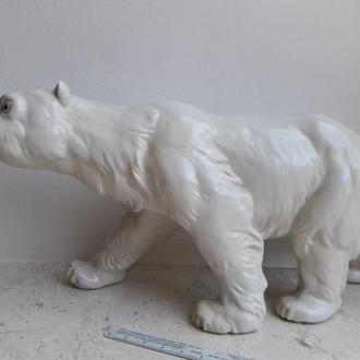 Фарфоровая статуэтка Медведь Karl Ens