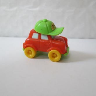 Машинка Бобби