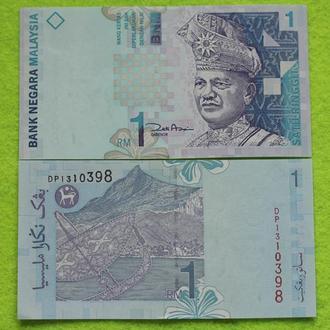 Малайзия 1 ринггит 2000 UNС