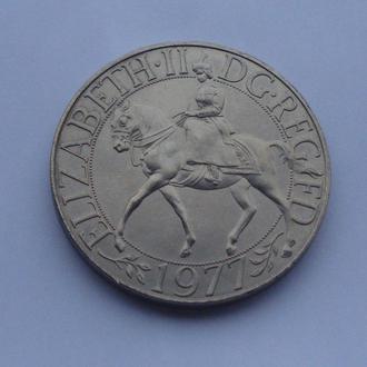 1977 г -  крона Великобритании