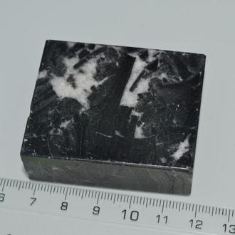 мрамор черный (из старой частной коллекции) полированный куб