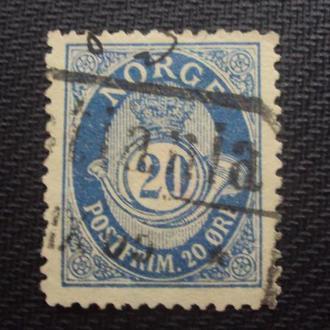 Норвегия 1924г.