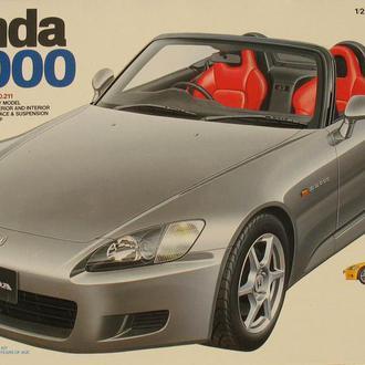 Сборная модель автомобиля Honda S2000 1:24 Tamiya 24211