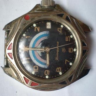 часы Восток командирские рабочий баланс 141216