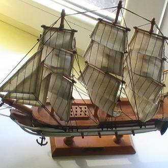 Парусник Корабль Сувенир US Constitution