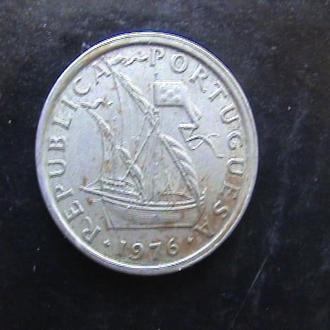 5 эскудо (1976) Португалия.