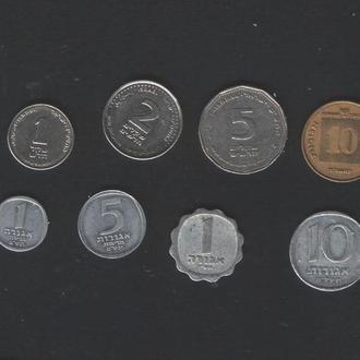 монеты Государство Израиль (1985 - 2017