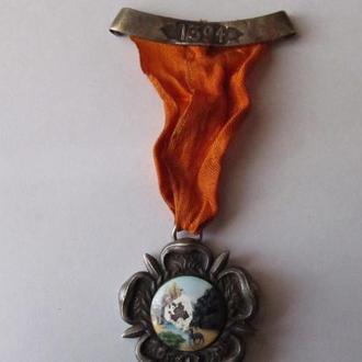 медаль европа 1394