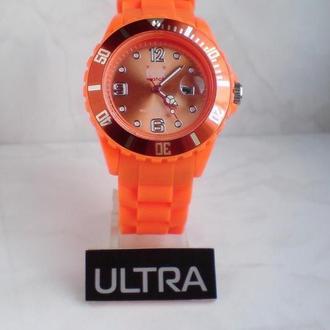 Часы ICE WATCH – ORANGE (кварцевые).  Унисекс