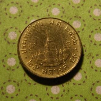 Тайланд монета 25 сатанг
