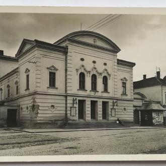 Мукачево Театр 1940- е гг